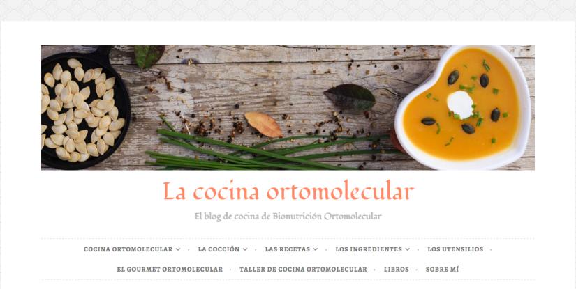 Blog La Cocina Ortomolecular