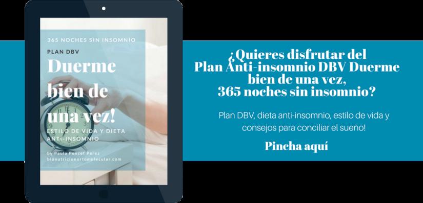 Plan 365 noches sin insomnio