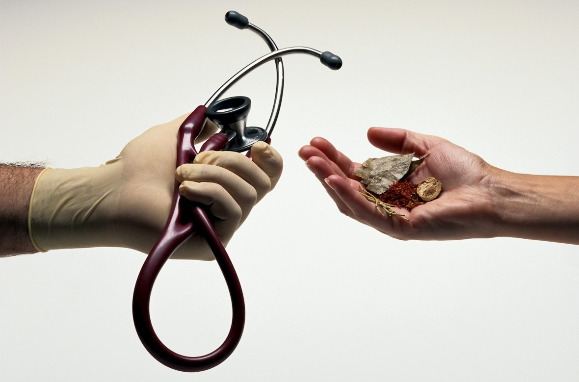 Medicina natural y medicina clásica